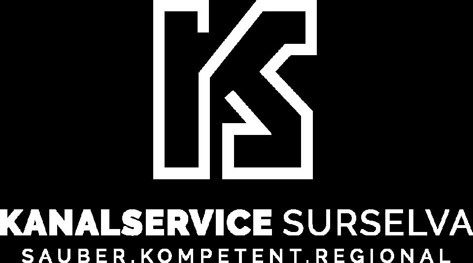 Logo: Kanalservice Surselva
